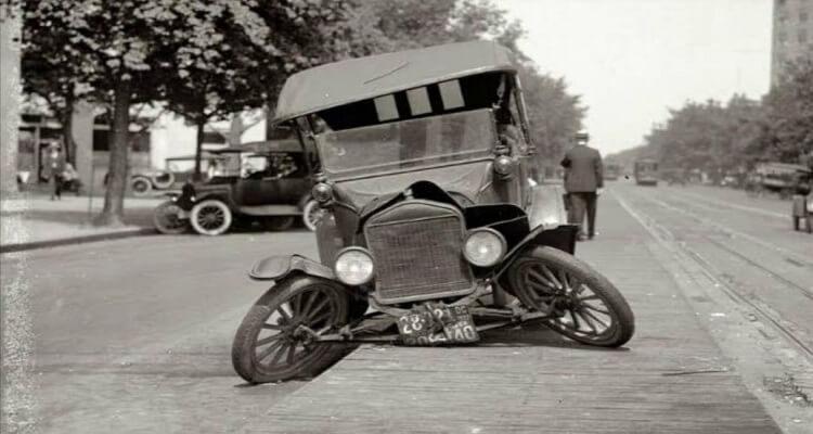 İlk Ölümlü Trafik Kazası Ne Zaman Oldu