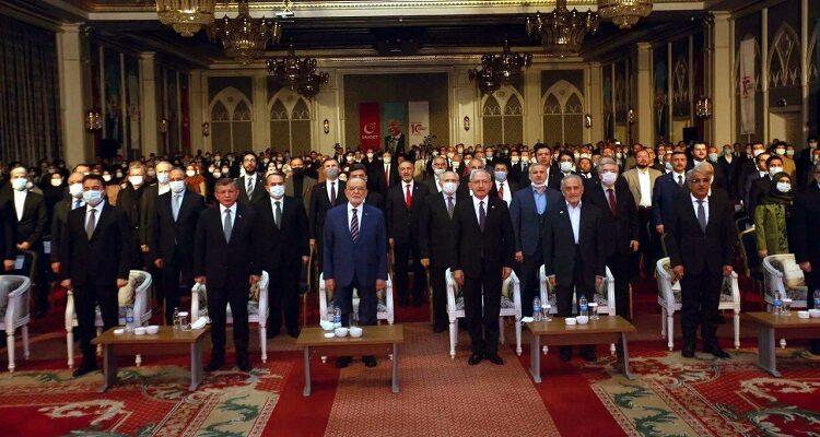 Erbakan ve Saadet Partisi Tüm Türkiye'yi Yine Birleştirdi