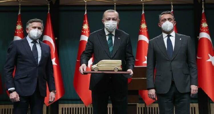 Cumhurbaşkanı Recep Tayyip Erdoğan: Avrupa'da Lider, Dünyada İse İlk 5'te Olmayı Hedefliyoruz
