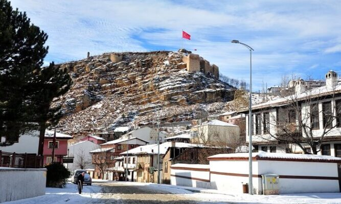 Güzel Memleketimiz Kastamonu'dan Kar Manzaraları