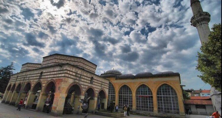 İstiklal Harbi'nin Sedasının Yankılandığı Nasrullah Cami