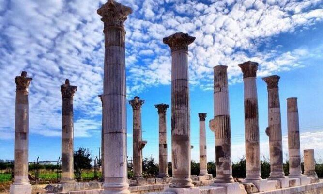 Taşköprü Pompeiopolis Antik Kenti'nde Kazı Sezonu 12 Aya Çıktı