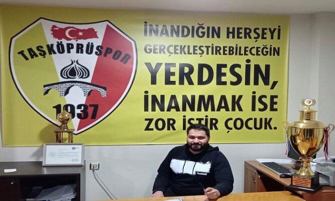 Taşköprüspor Kulübü Başkanı Altan'dan Federasyona Veryansın