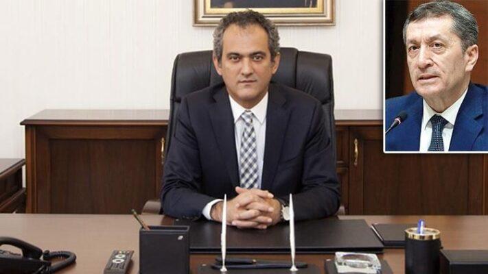 Yeni Milli Eğitim Bakanı Prof. Dr. Mahmut Özer oldu