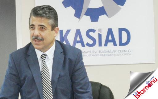 Kasiad Genel Sekreteri  Hemşehrimiz Cemal Şenol Kimdir