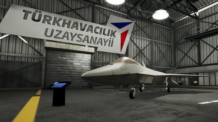 Teknoloji Transfer Ofisi ile Türk Havacılık ve Uzay Sanayii İngiltere Temsilcisi Haluk SAVAŞ Arasında Ar-Ge Konulu Toplantı Gerçekleştirildi