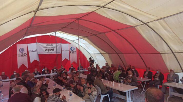 Vali Avni Çakır Bozkurt'taki Aşevi Kapanış Programına Katıldı
