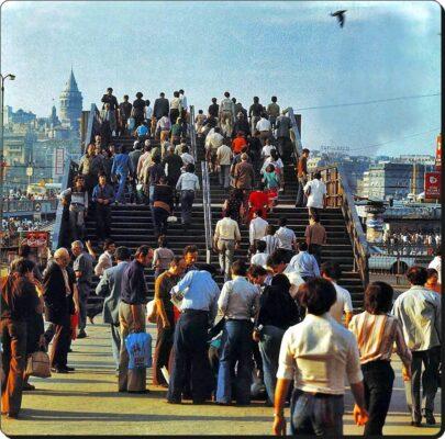 Eski İstanbul'u Özleyenler için Fotoğraf Galerisi
